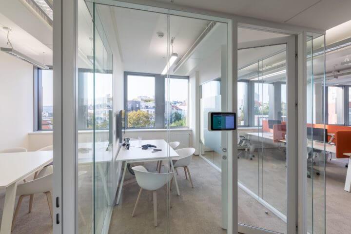 Anect - interiéry