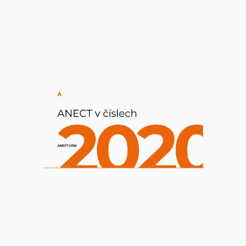 ANECT za rok 2020 včíslech